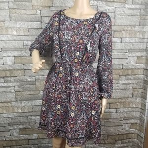 LC Laura Conrad floral dress